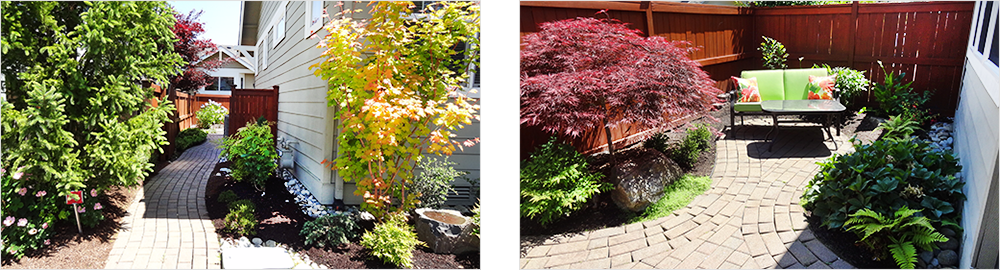Grina Landscape Design Gig Harbor and surrounding areas
